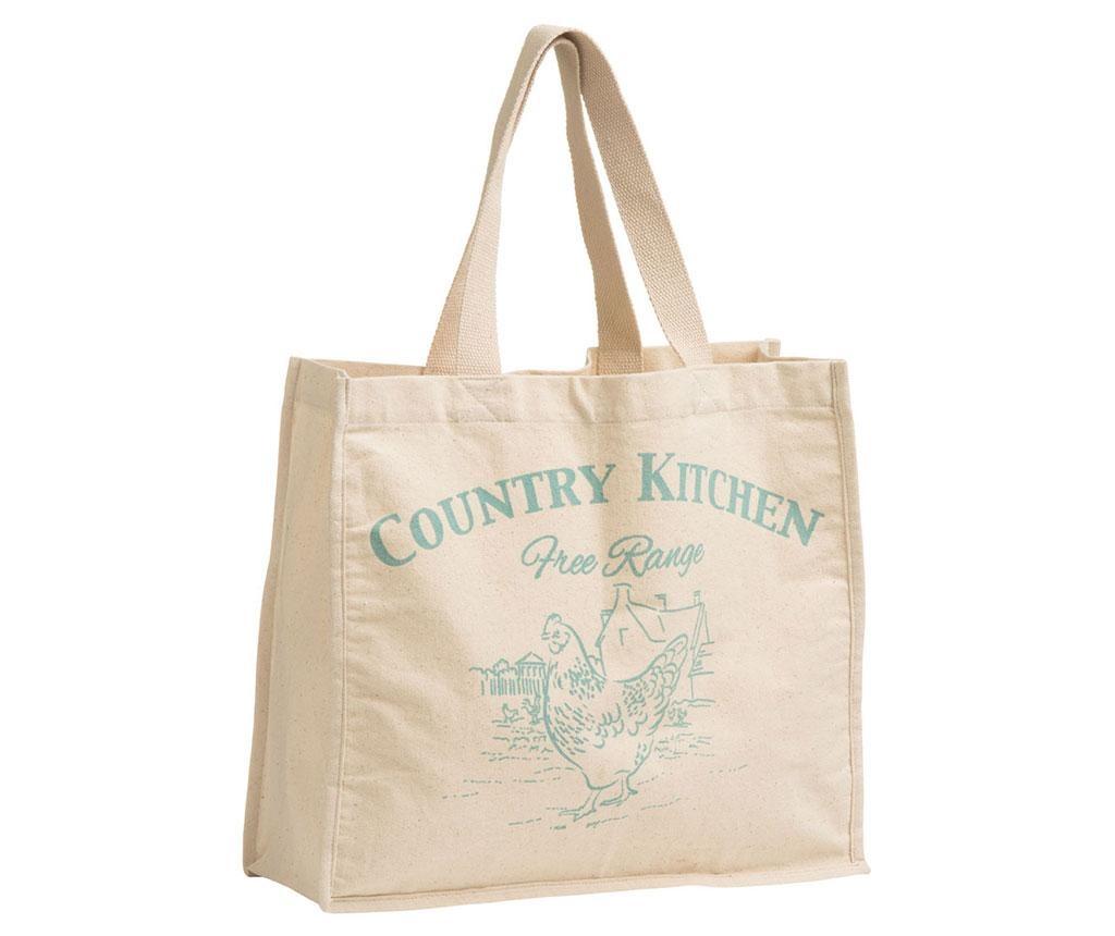 Geanta pentru cumparaturi Country Kitchen