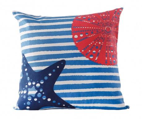 Stripes Starfish Díszpárna 50x50 cm