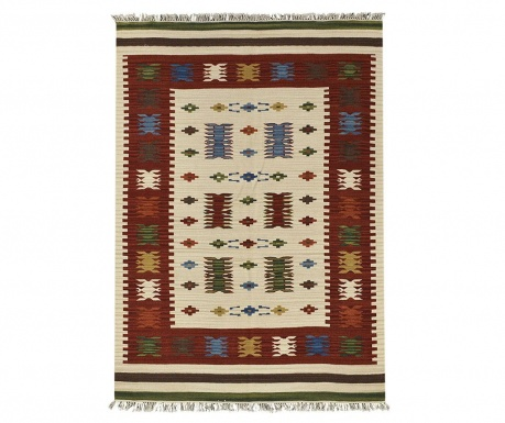 Covor Kilim Margin Double