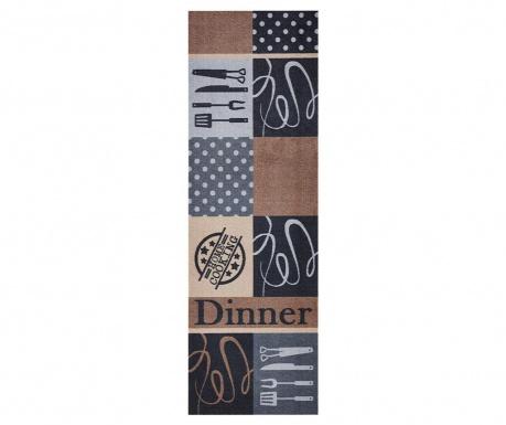 Preproga Dinner 50x150 cm