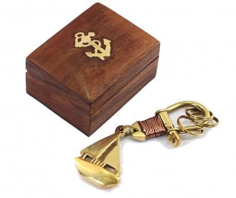 Přívěšek na klíče Boat Shine