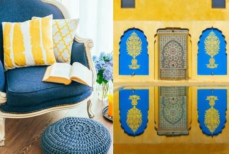 Spectacolul culorilor în Marrakech