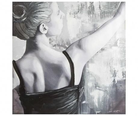 Liv Festmény 80x80 cm