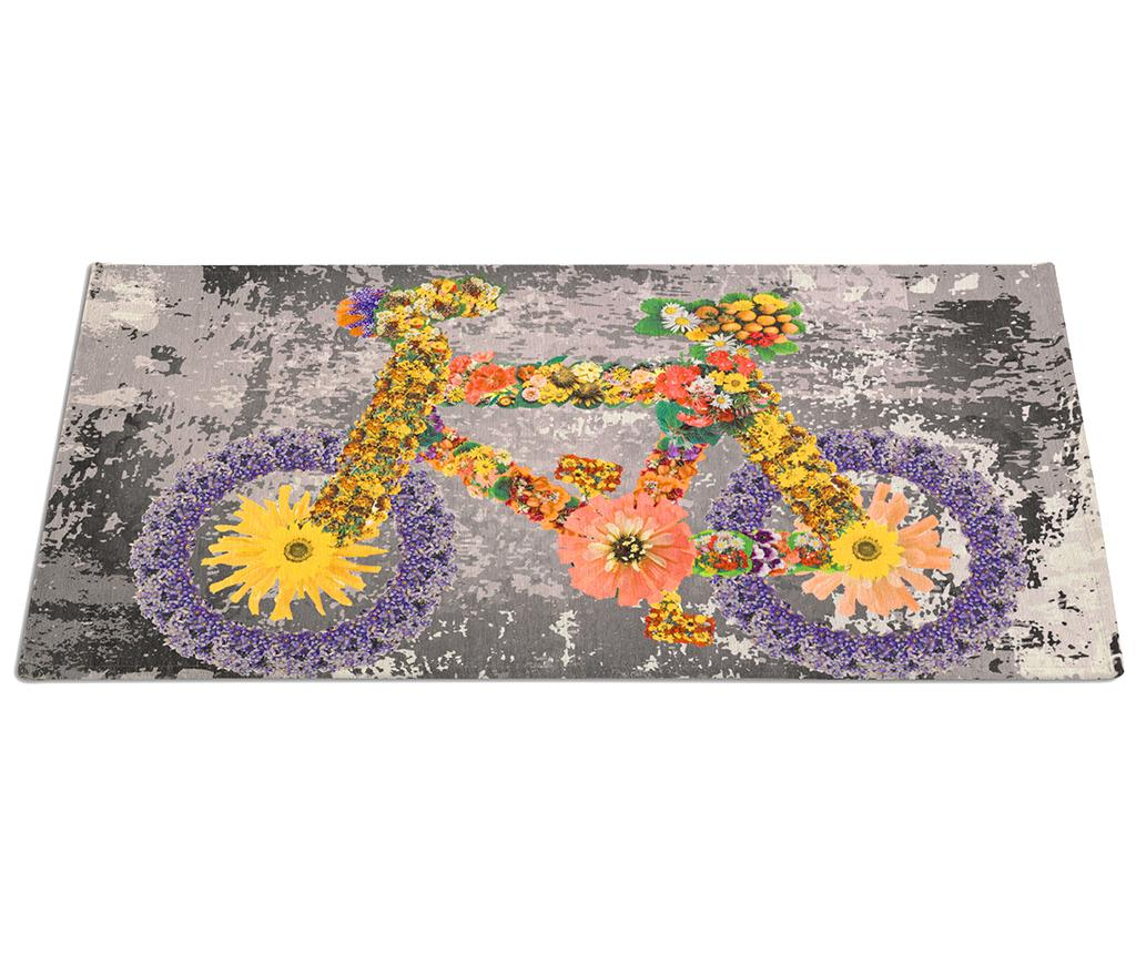 Covor Bike 60x115 cm - Floorita, Multicolor
