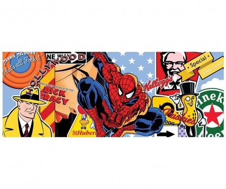 Pop Art Kép 60x155 cm