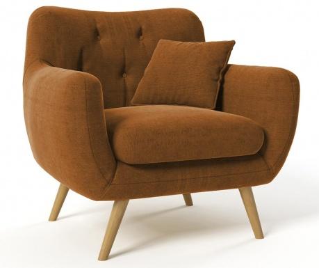 Renne Ibiza Brown Fotel