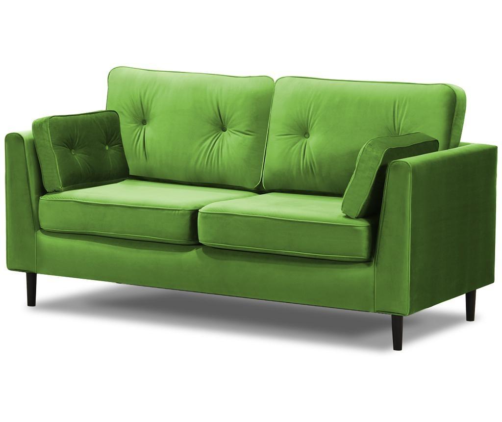 Canapea 3 locuri Marigold Green