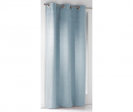 Zasłona zaciemniająca Suedine Blue 140x240 cm