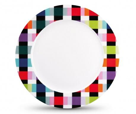 Десертна чиния Colour Caro