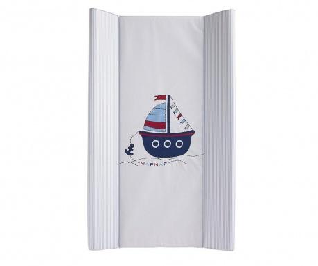 Madrac za mijenjanje pelena Boat 50x80 cm