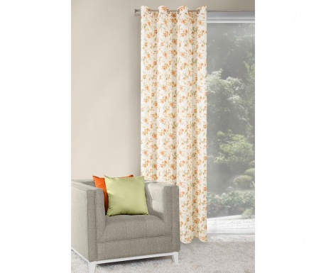 Zastor Rossi Cream Orange 140x270 cm