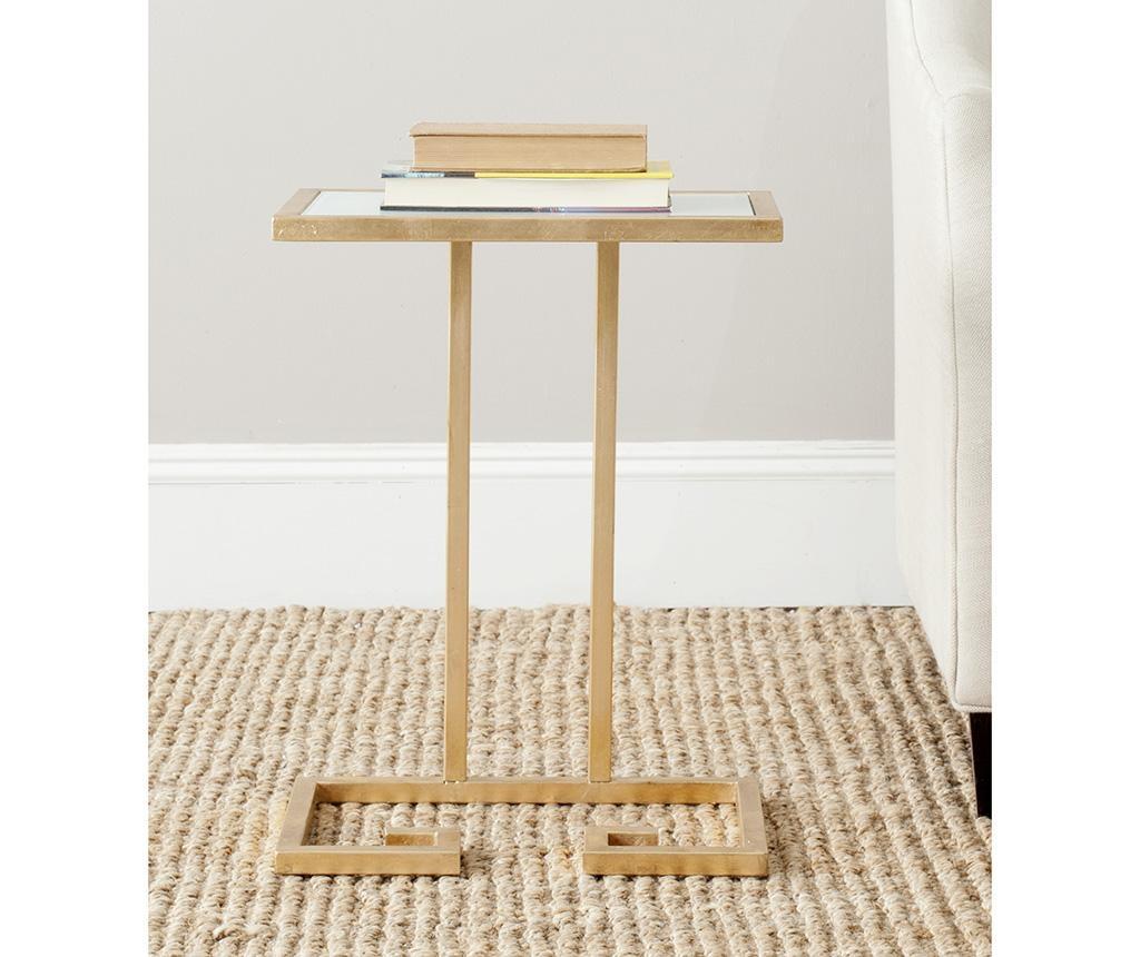Lauren Gold White Asztalka