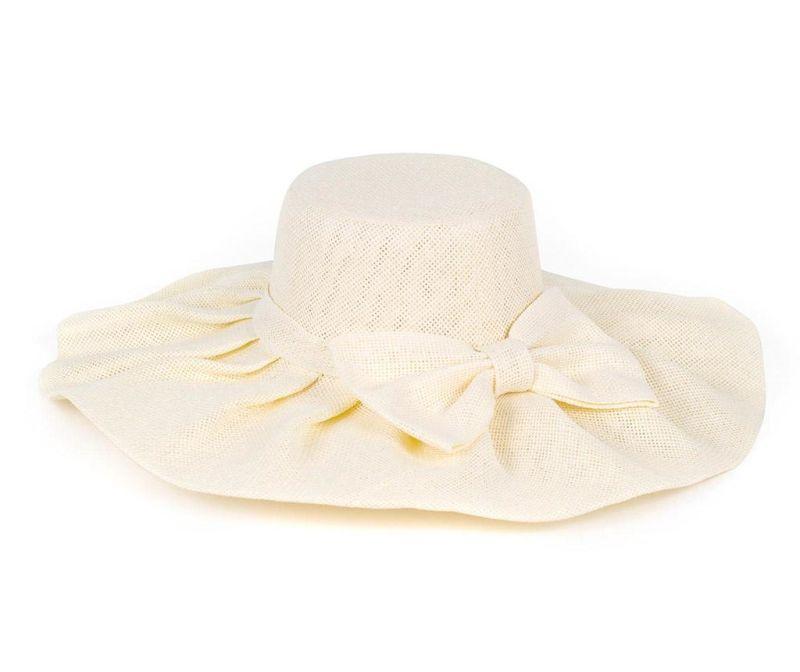 Klobuk Paola Cream 55-56 cm