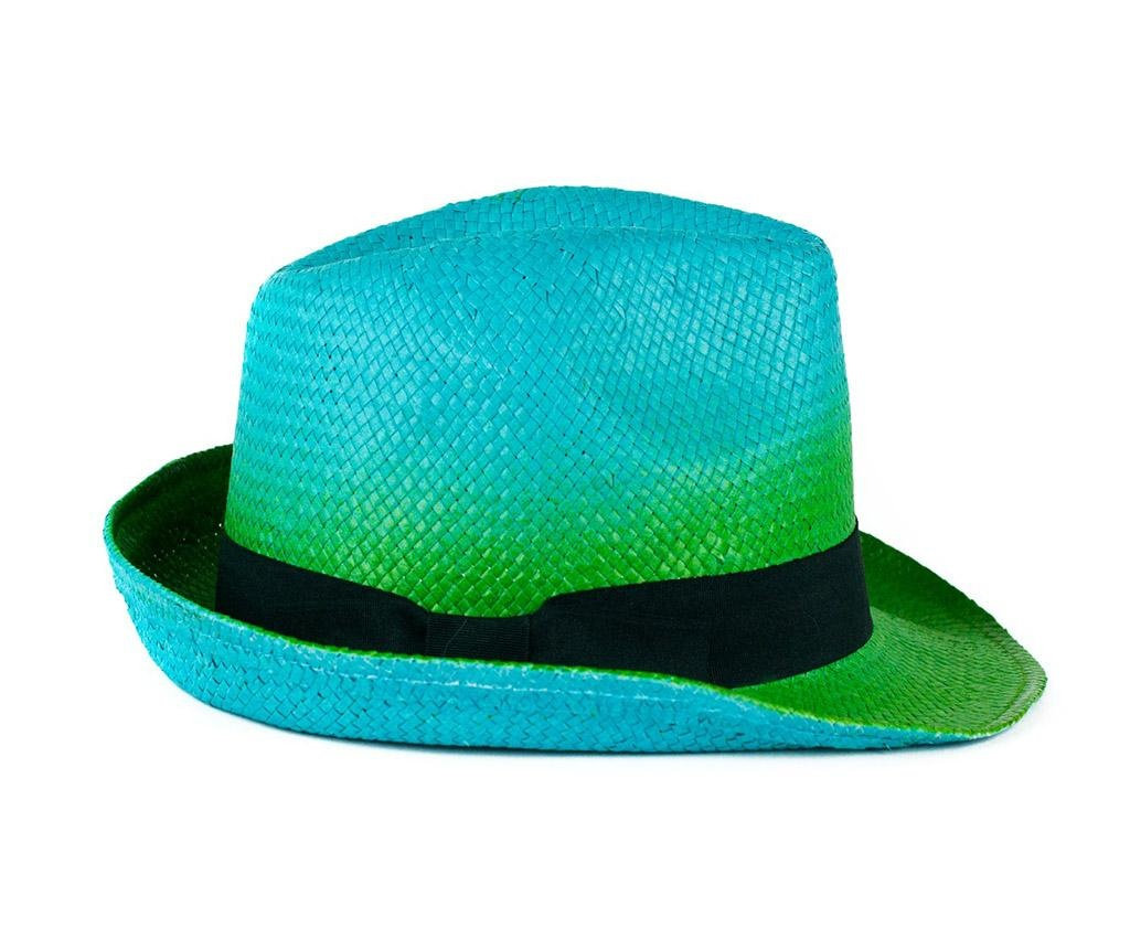 Palarie Hayley Blue Green 58-60 cm