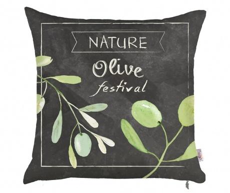 Poszewka na poduszkę Olive Festival 43x43 cm
