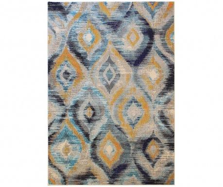 Colores Pattern Blue Szőnyeg
