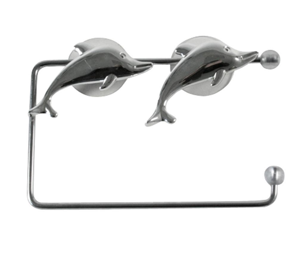 Suport pentru hartie igienica Dolphin