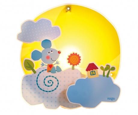 Lampa de veghe muzicala Mouse in the Clouds