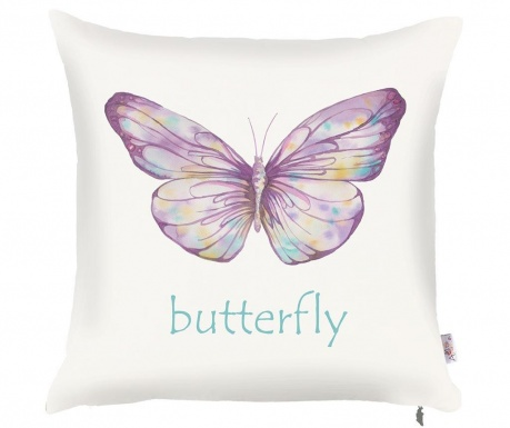Long Butterfly Párnahuzat 43x43 cm