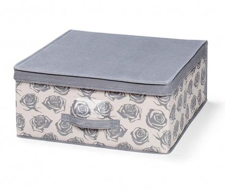 Кутия с капак за съхранение Roses M