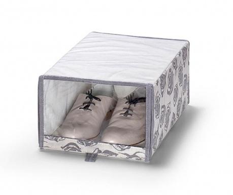 Škatla za čevlje Roses