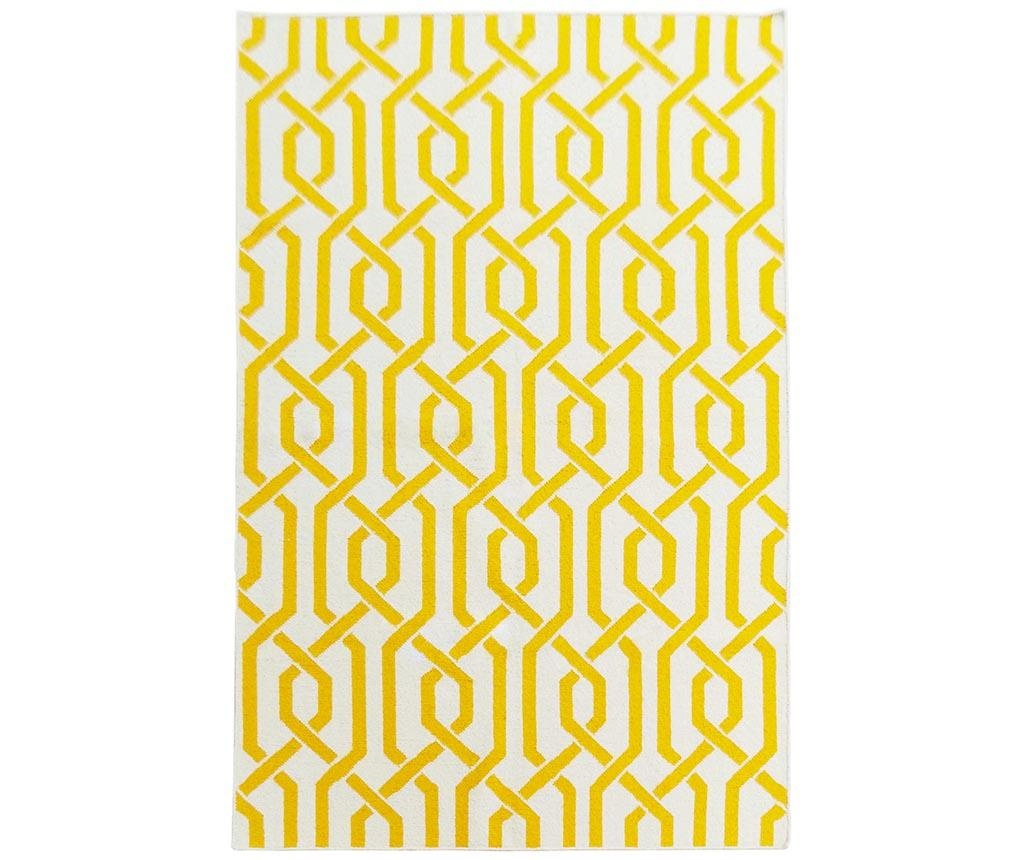 Camila Yellow Szőnyeg 140x200 cm