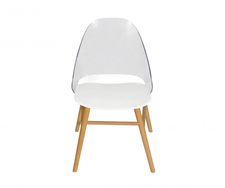 Židle Copenhagen Transparent