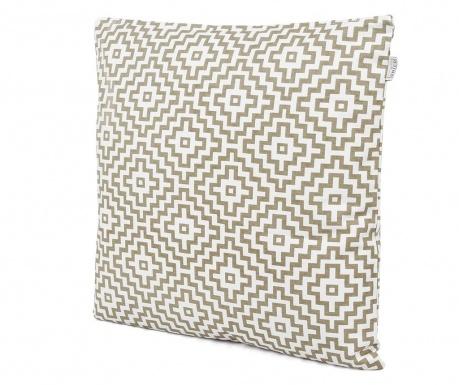 Decorative cushion Hadi White Beige