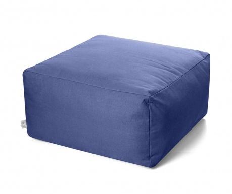 Sedací puf Sholeh Blue 60x60 cm