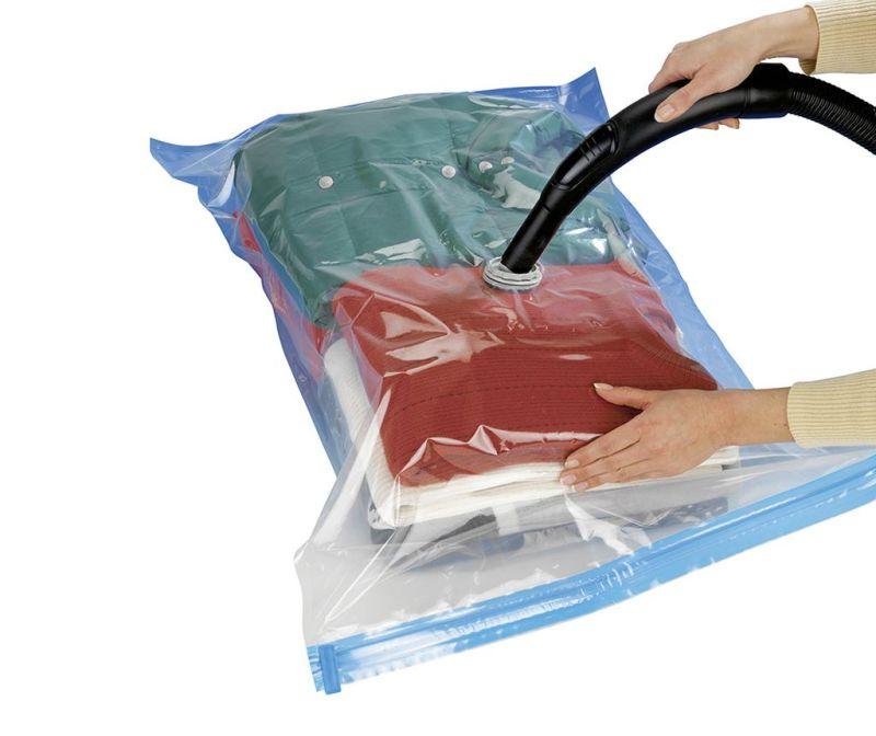 Set 2 vakuumskih vreč Clear