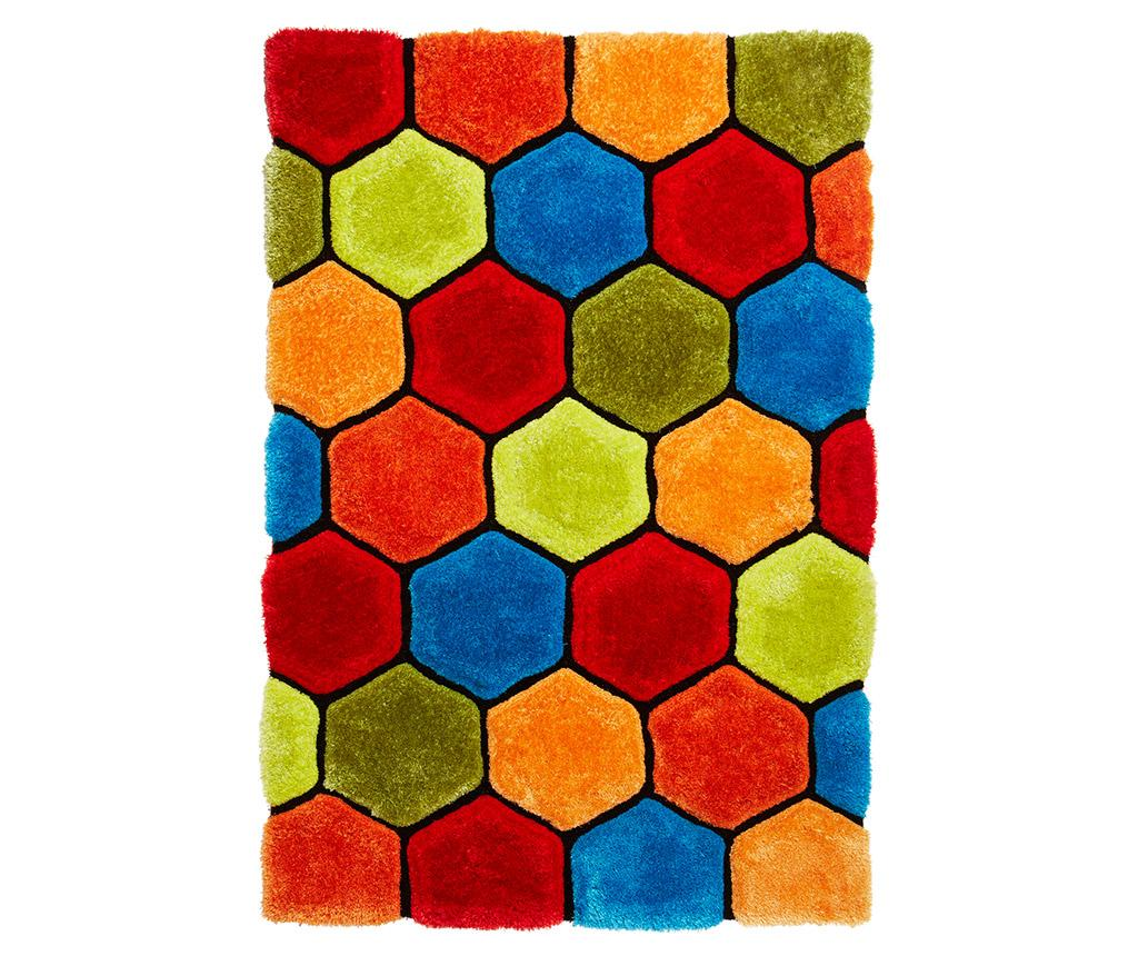 Covor Noble House Comb Multicolor 150x230 cm - Think Rugs, Multicolor