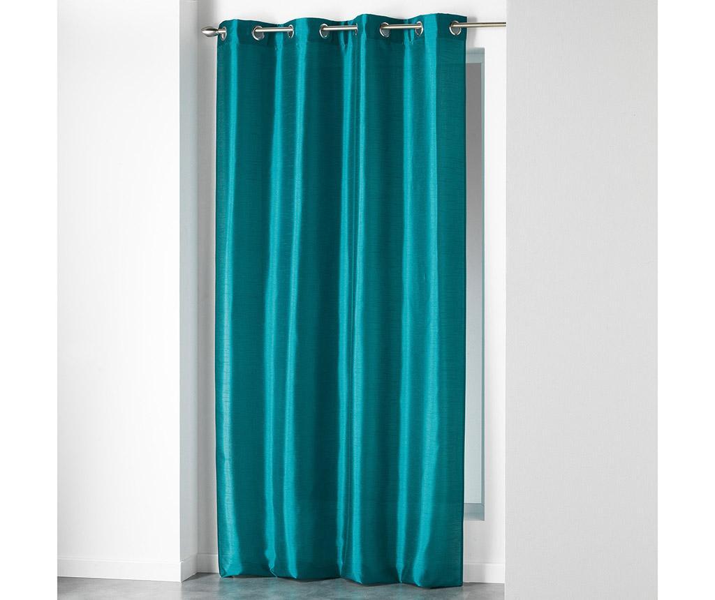 Draperie Shana Blue 140x240 cm - L3C, Albastru