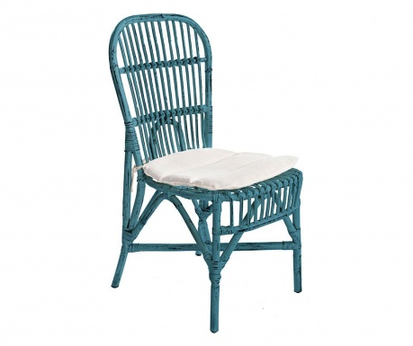 Krzesło Teri Samara Blue