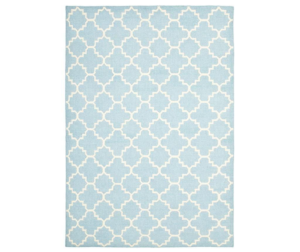 Koberec Darien Light Blue Ivory 200x300 cm
