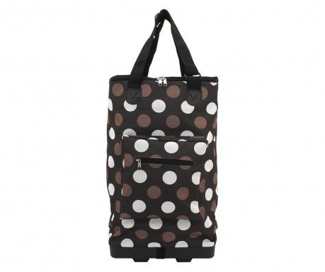 Disco Összecsukható gurulós bevásárló táska - Vivre.hu 7605c8d42b