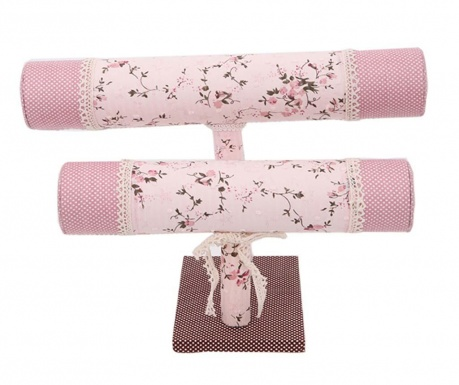 Stalak za narukvice Double Pink Rosa