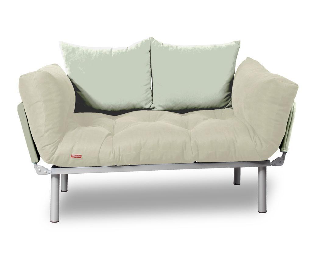 Sofa extensibila Relax Cream Full