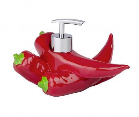 Диспенсър за течен препарат за миене на съдове Hot Pepper 150 мл