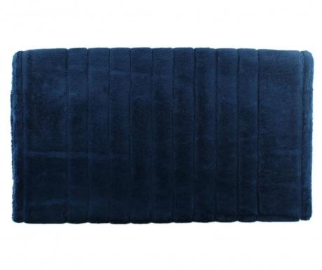 Ręcznik stopki Rolla Dark Blue 70x120 cm
