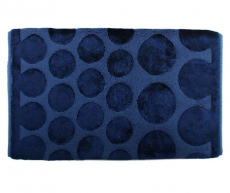 Orem Dark Blue Fürdőszobai kilépő 60x100 cm