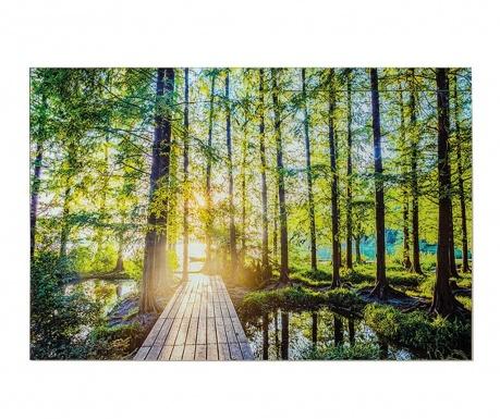 Slika Lake Forest 80x120 cm