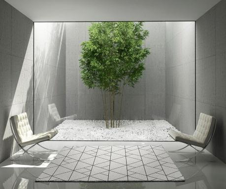 Covor Nilo White 57x110 cm