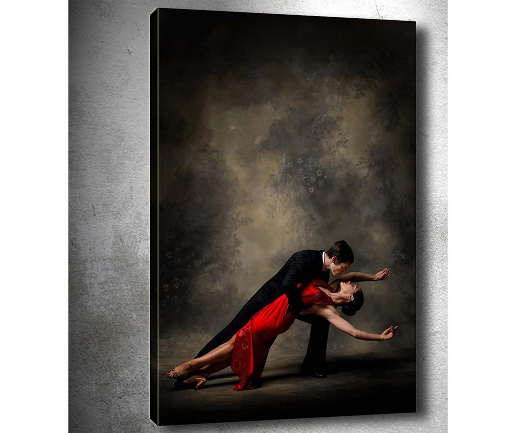 Tablou 3D Passion Dance 40x60 cm