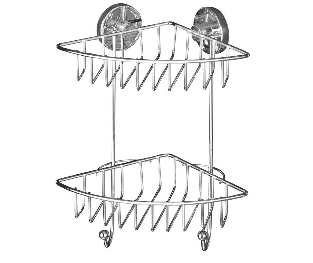 Suport accesorii de baie Bari Two Corner - Wenko