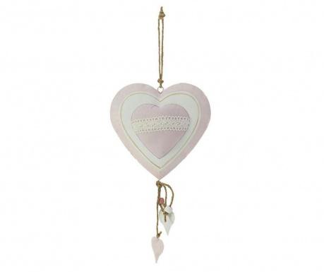 Lace Heart Felfüggeszthető dekoráció