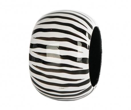 Zebra Szalvétagyűrű