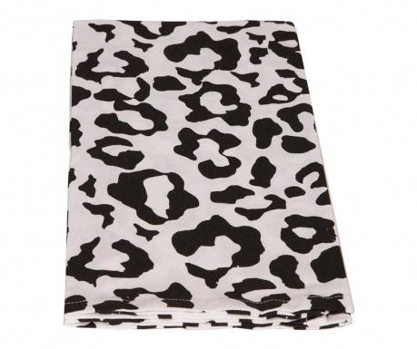 Кухненска кърпа Leopard Black 50x70 см