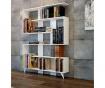 Knjižni regal Rain White