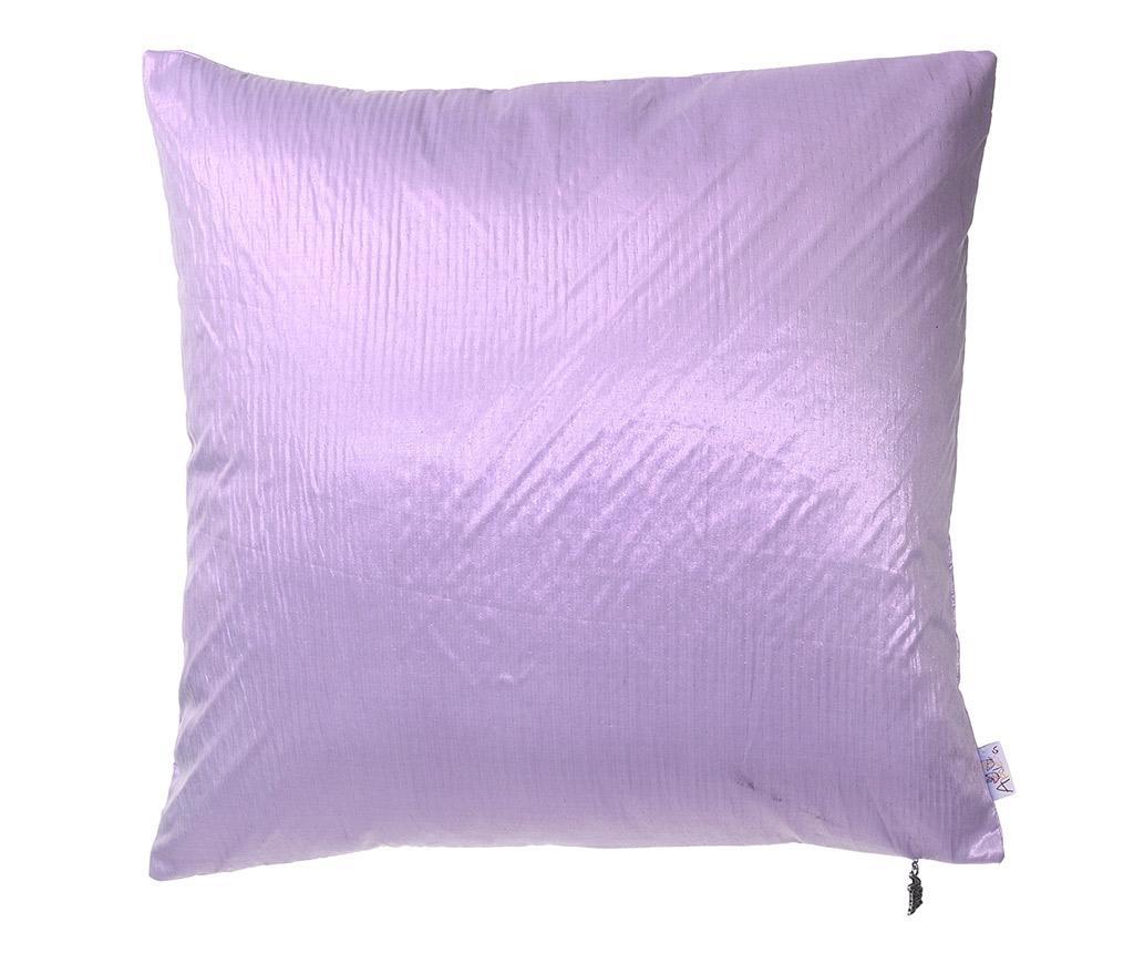 Fata de perna Metallic Lilac 43x43 cm