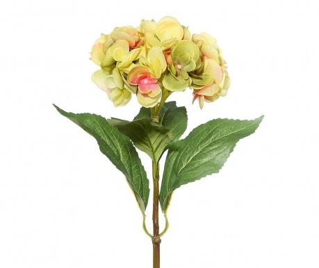 Kwiat sztuczny Hydrangea Yellow